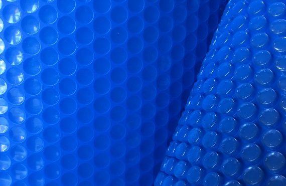 Бассейновая воздушно-пузырчатая пленка