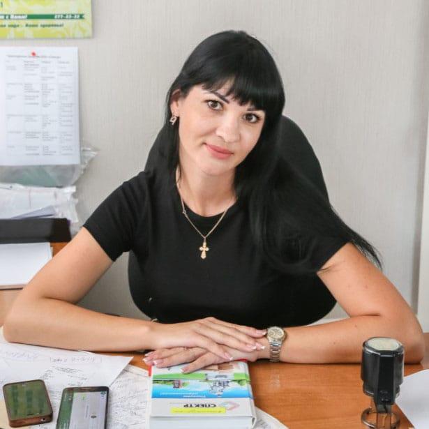 Семеренко Елена Викторовна