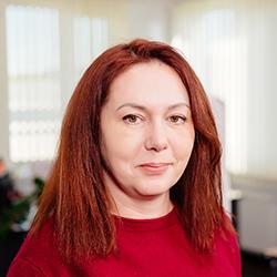 Оксана Холодовская